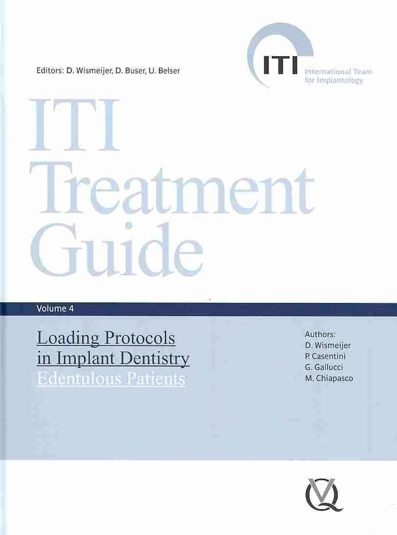 ITI Treatment Guide By Wismeijer, Daniel (EDT)/ Buser, Daniel (EDT)/ Belser, Urs C. (EDT)